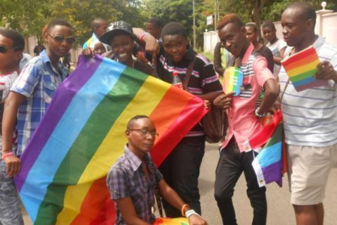 LGBT Gay civil rights