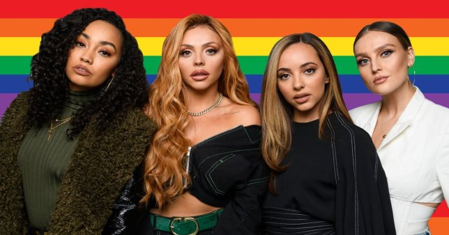 Little Mix – Dubai – LGBT Rights