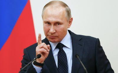 Putin nuovo attacco alla comunità LGBT