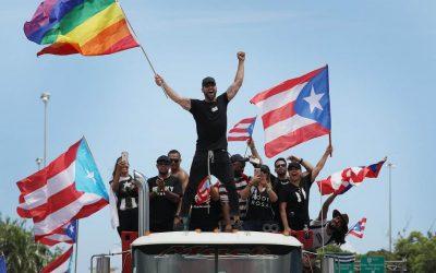 Puerto Rico, Ricky Martin wins