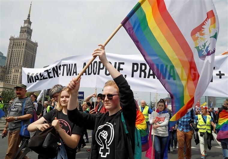 Polonia LGBT sotto attacco