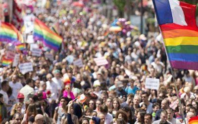 Un Gay Pride diverso a Parigi