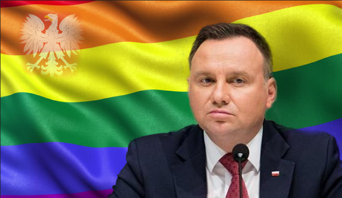 Polish president proposes ban on LGBT adoption