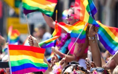 Colombia Gay Pride video