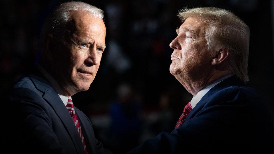Trump V. Biden sull'uguaglianza di lgbtq nel mondo