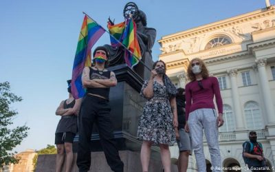 Polonia – Ancora violati i diritti LGBT