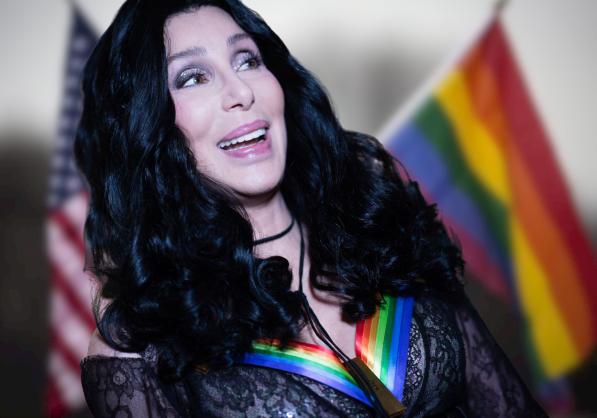 La supersta Cher ha raccolto 2 milioni di dollari per fondi LGBT