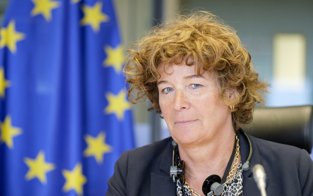Belgium, Petra De Sutter, the first transgender to become minister in Europe